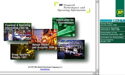 BP Investor Relations