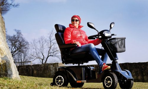 Power Mobility Scooters: What You Need to Know