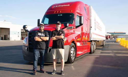 Why Truck Driving is Becoming a Lucrative Job