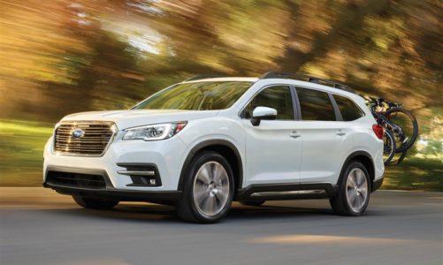 Inside the 2021 Subaru Lineup