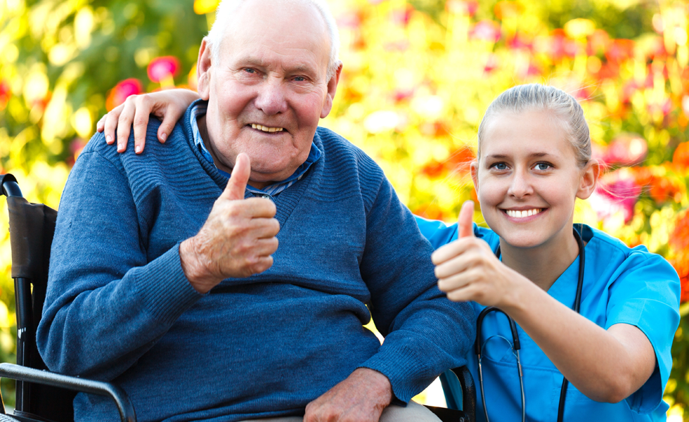 At Home Care Options for Seniors