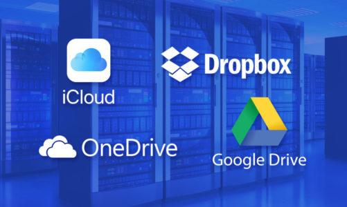 Best Free Cloud Storage Options