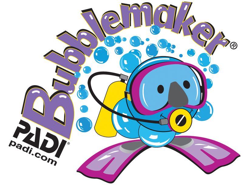 PADI Bubblemaker (ages 8-9)
