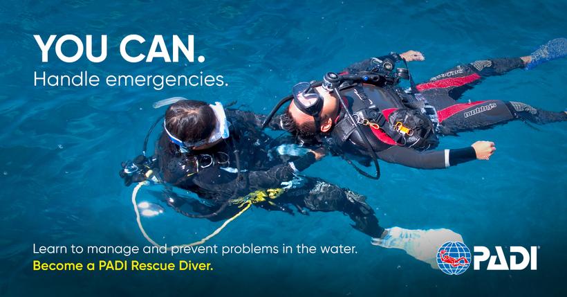 PADI Rescue Diver Plus