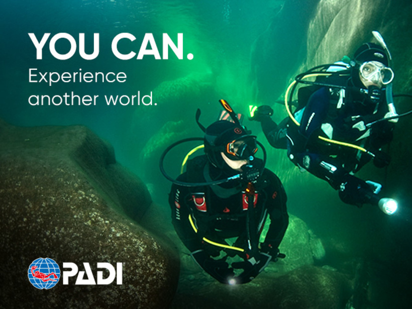 PADI Open Water Diver - full course