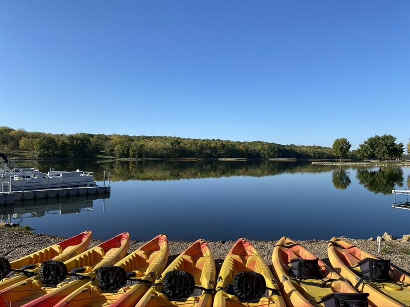 Single and Double Kayak's