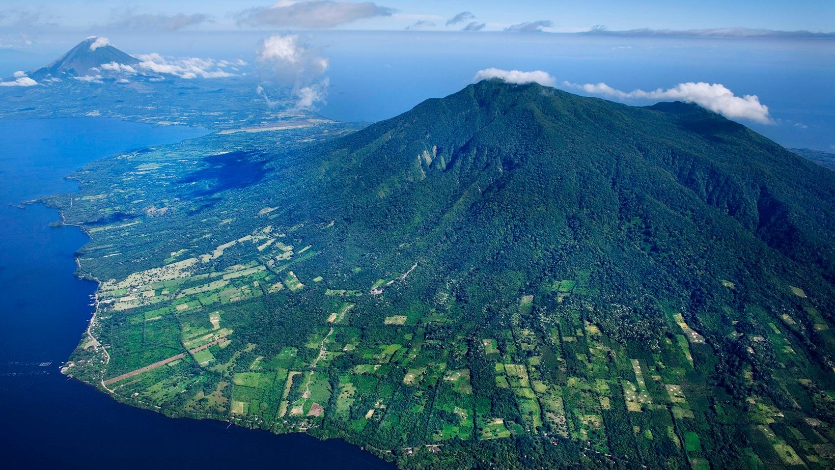 Ometepe Island - A UNESCO declared Biosphere reserve