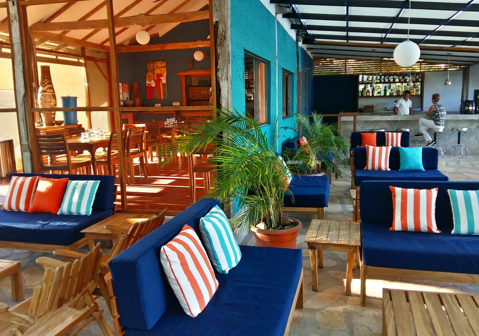 Reception, Bar & Restaurant