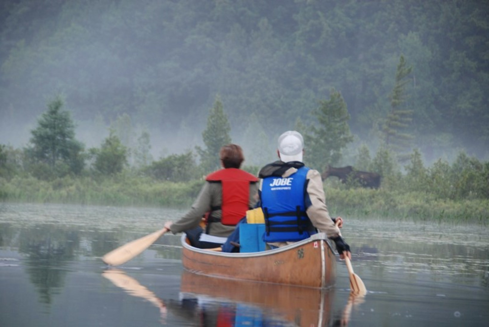 Algonquin Park Outfitter for Canoe and Kayak Rentals