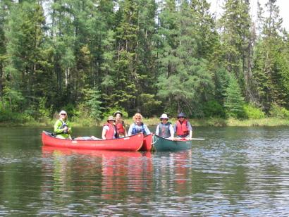 Private Algonquin Park Canoe Trips