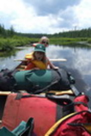 3 day Guided Family Canoe Trips
