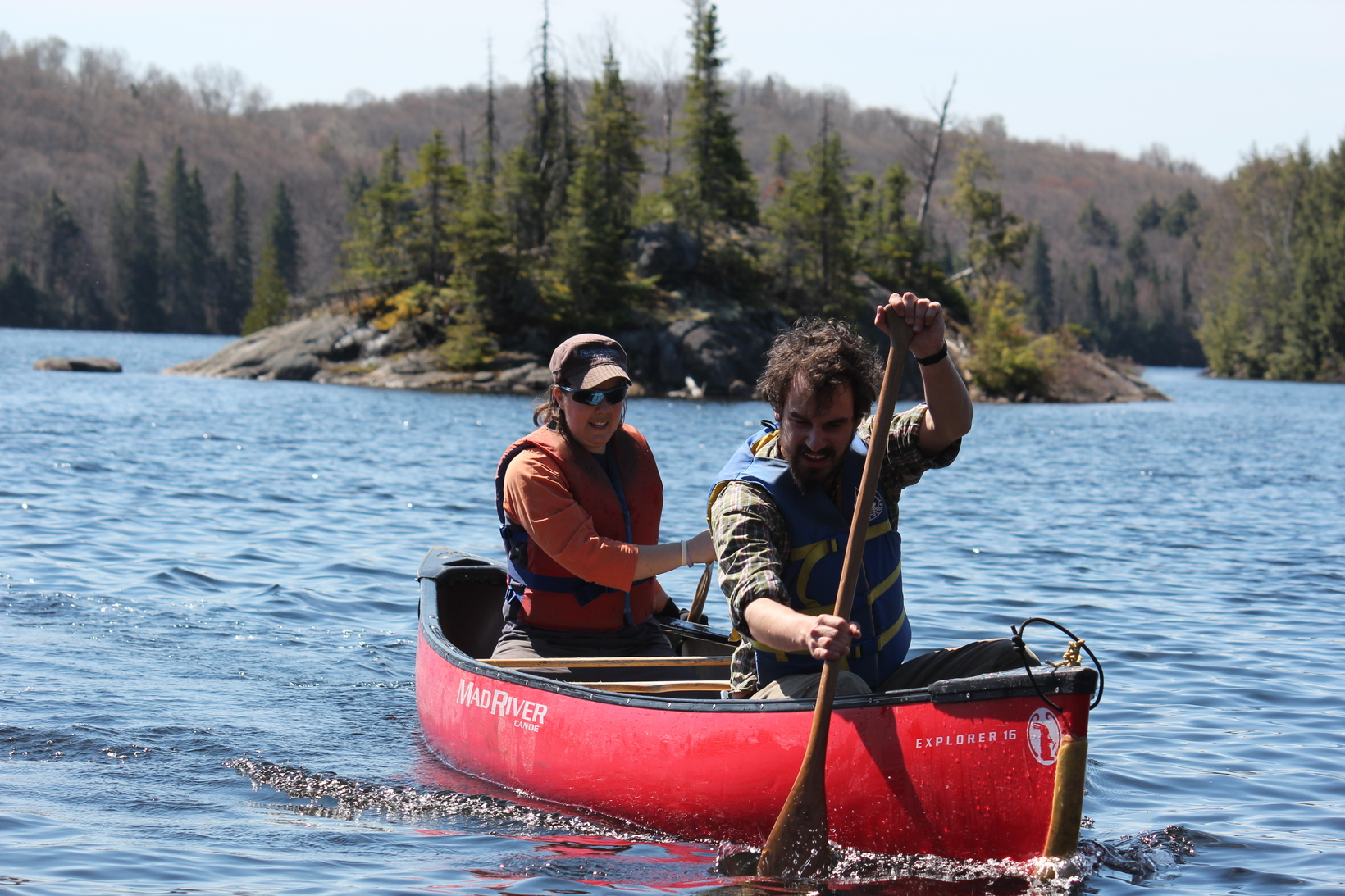 What's the right Canoe for my Trip?