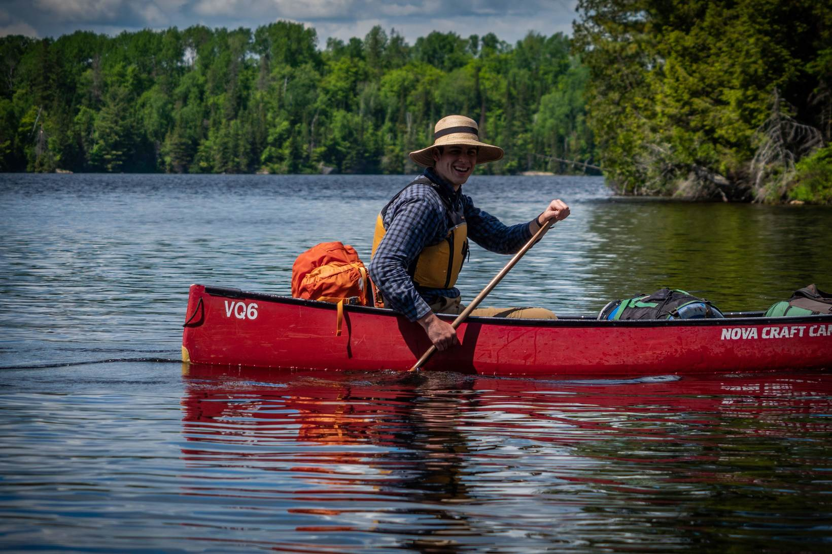 Get Started  Route Advice and Canoe lesson for your DIY canoe trip