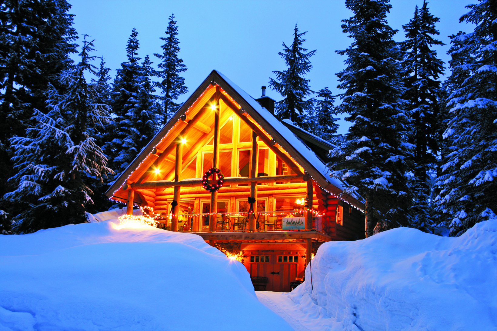 Cabins, Chalets, Condos and Suites
