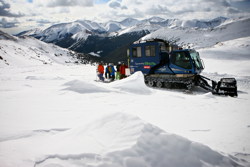 SnowCat Skiing/Boarding