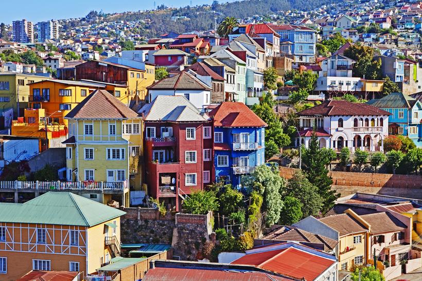 Valparaíso sightseeing