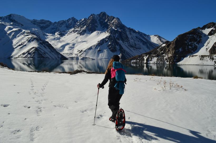 Snow Hikings