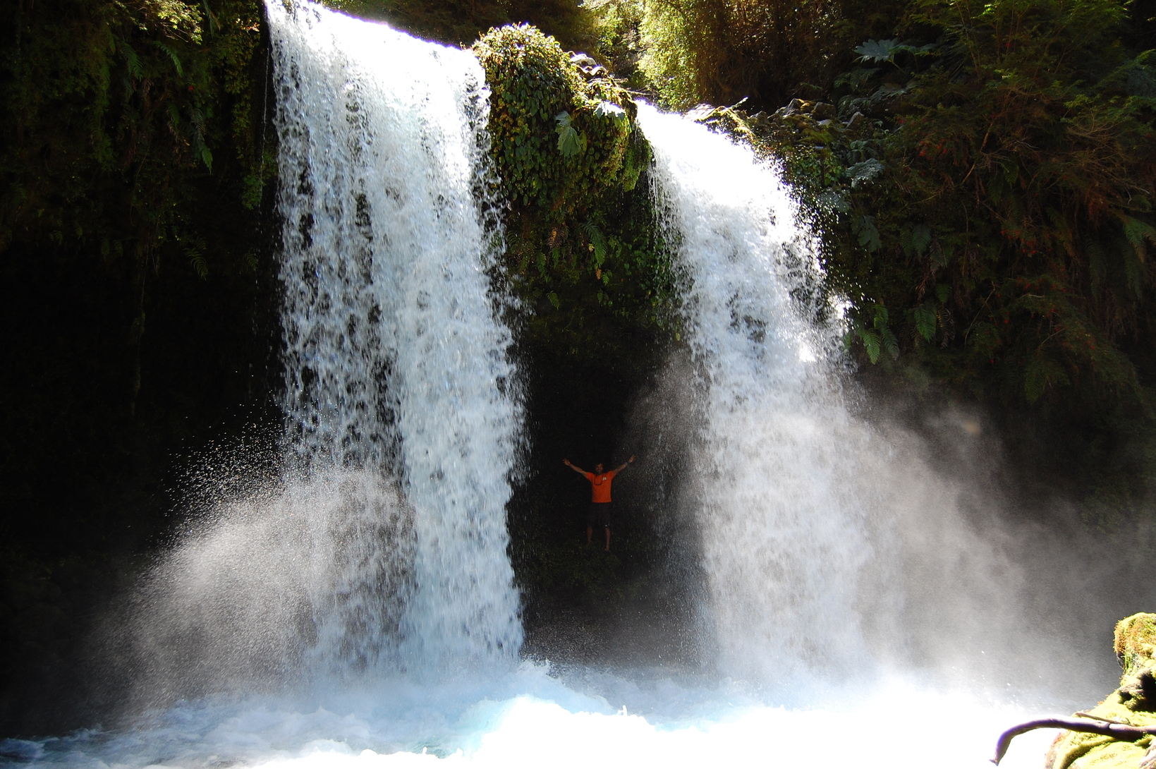 Las Mellisas Waterfall