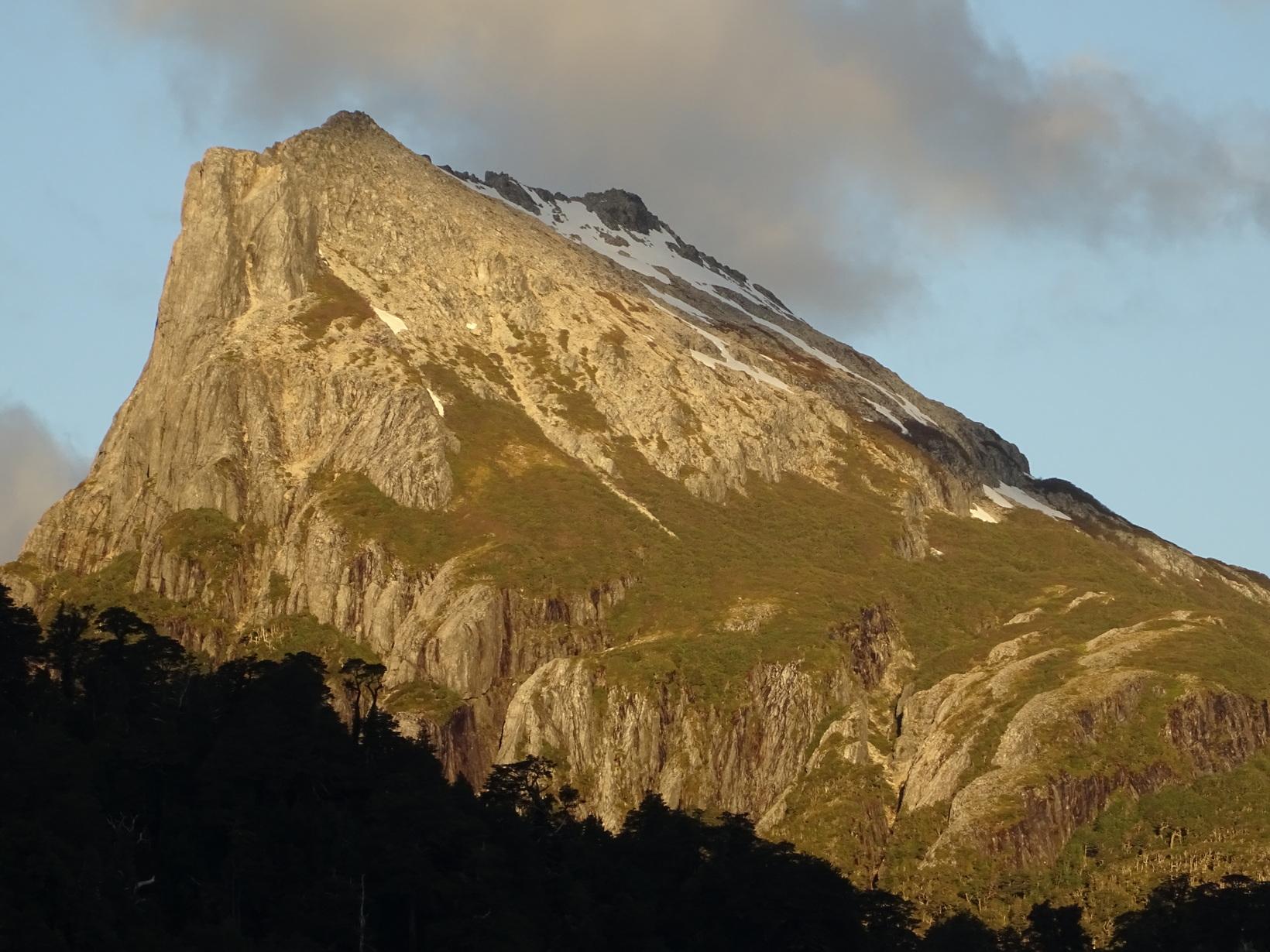 El Borracho Mount