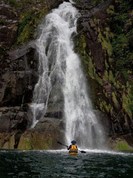 Touring Kayaking