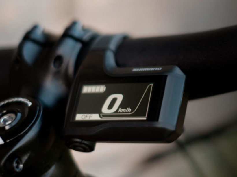 Adjust the power of the bikes on the go