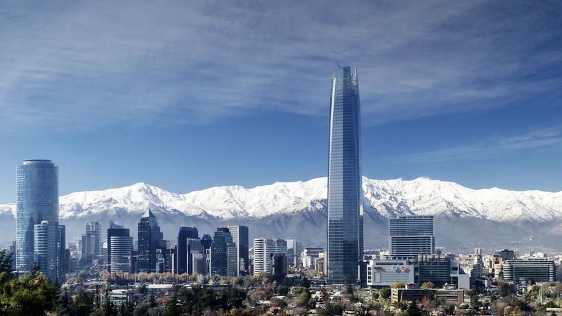 Near Santiago