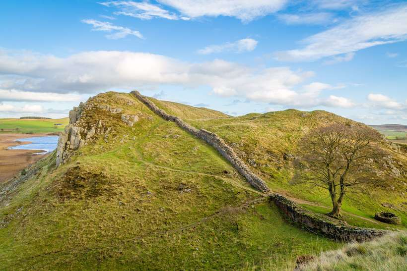 Hadrians Wall - 7 Days Guided