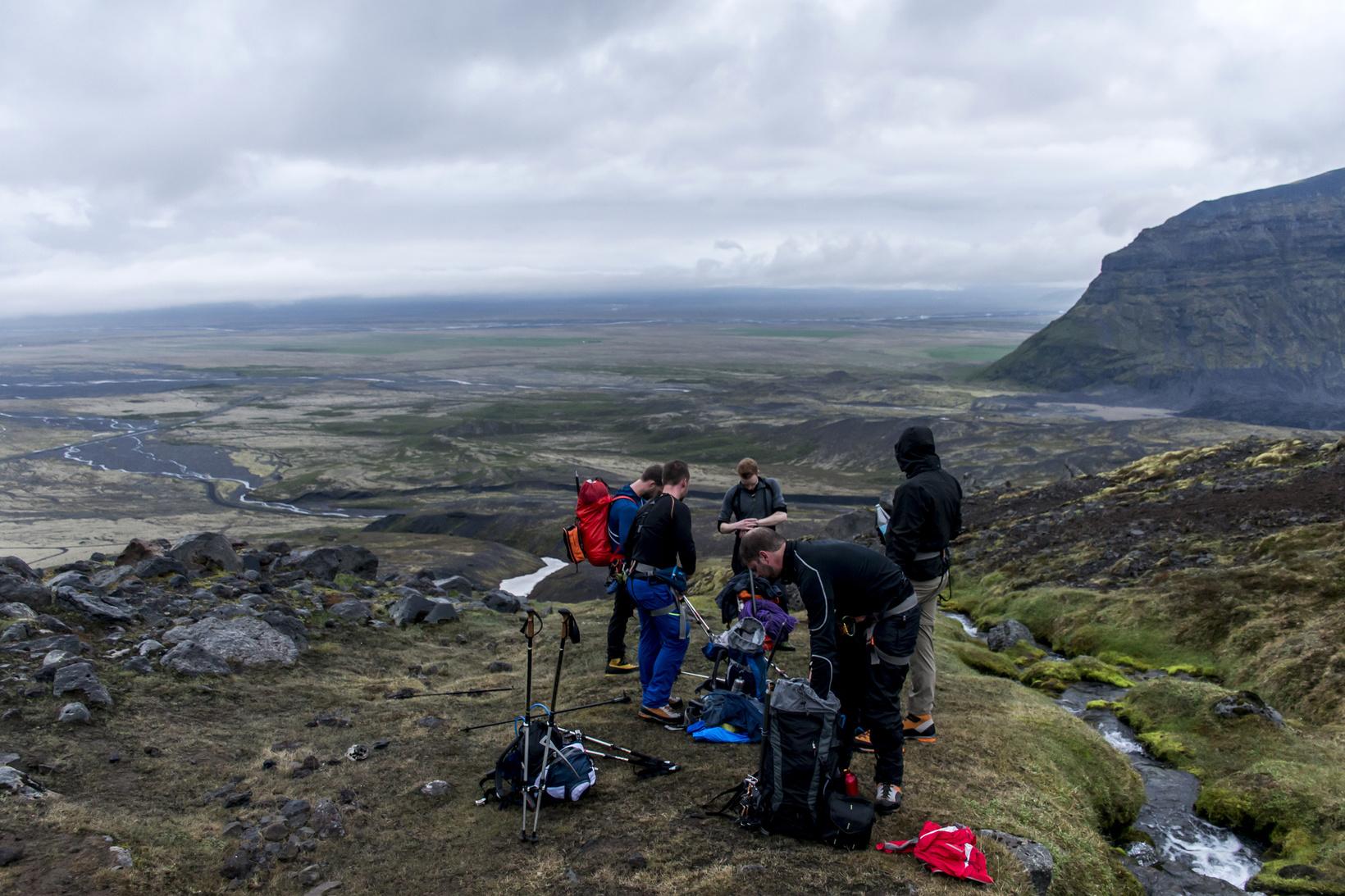 Duke of Edinburgh Award Expeditions