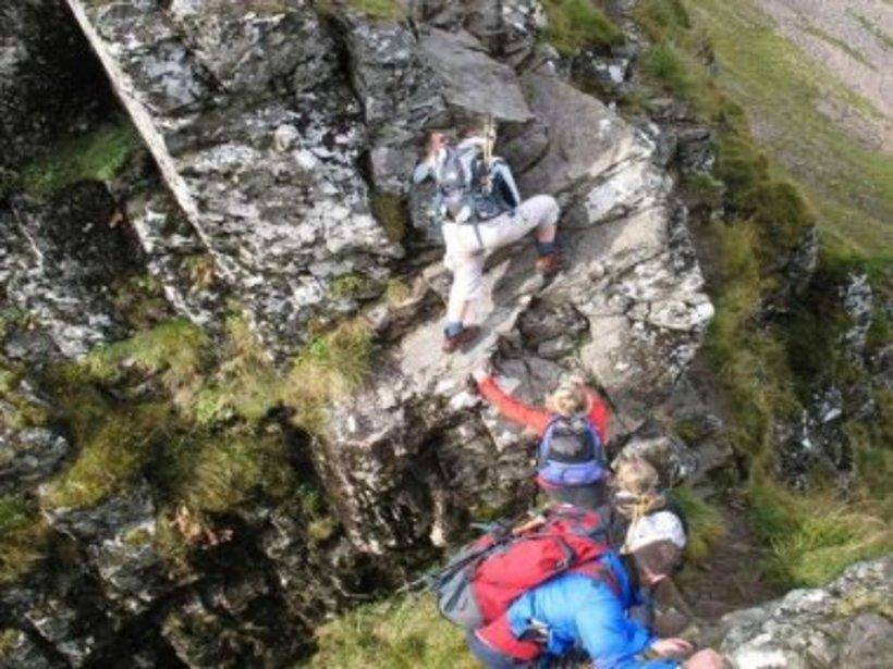 Hill & Mountain Skill Courses