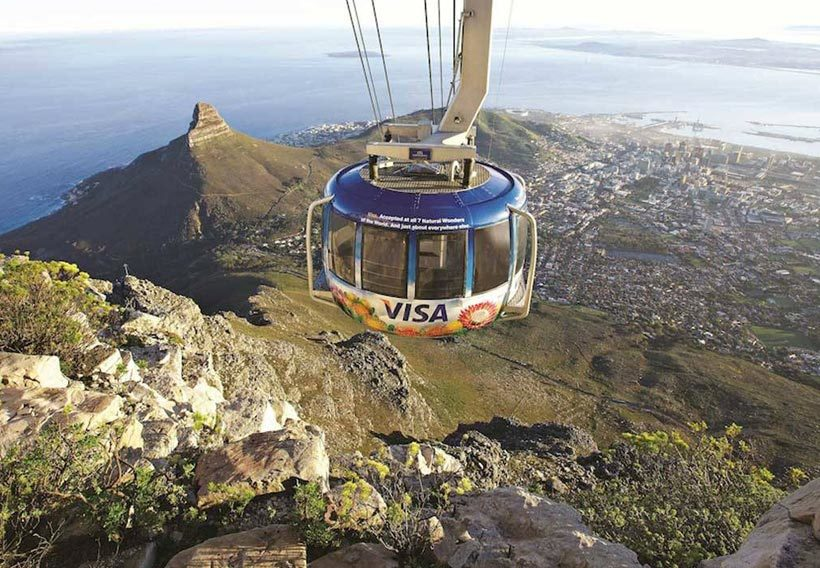 Best of Cape Town, Table Mtn, City, Wines and Gardens