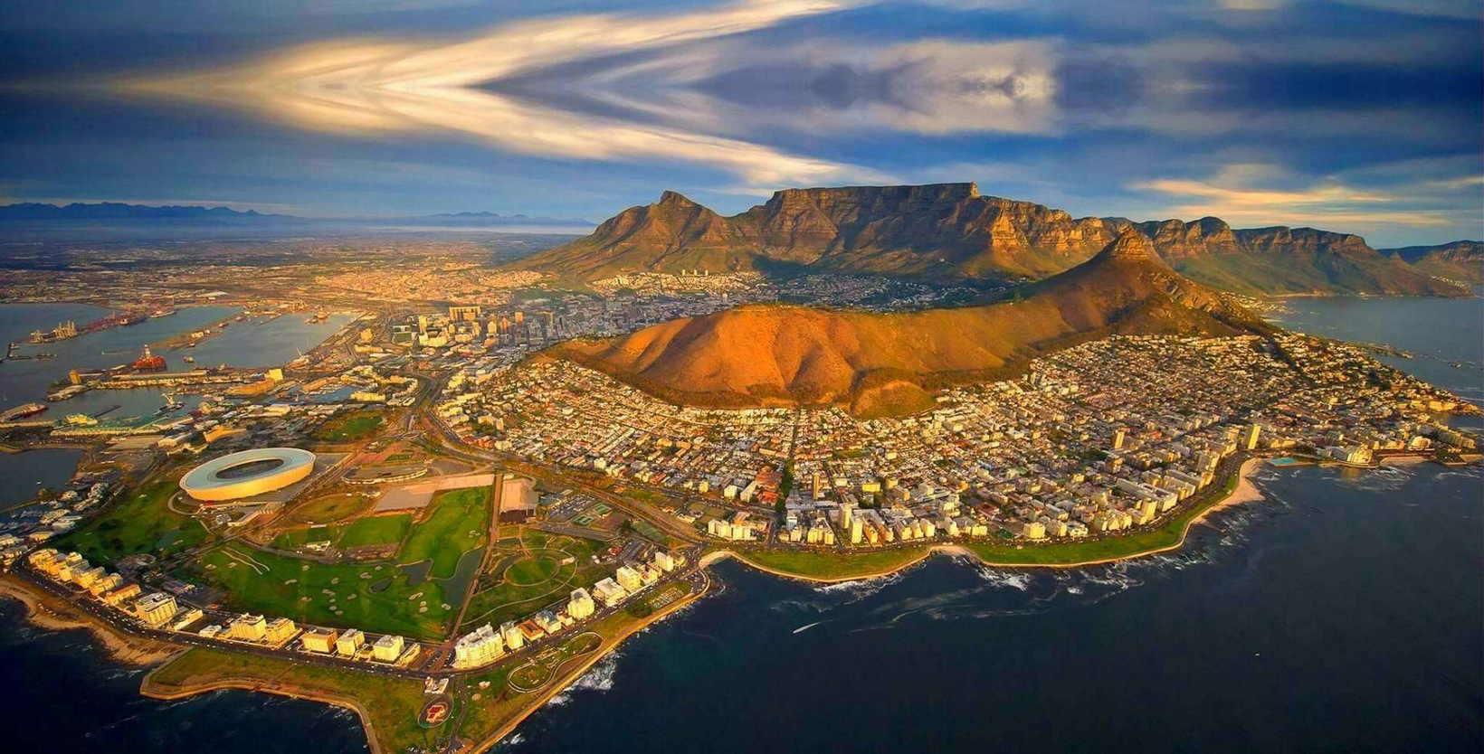 Your Cape Town adventure starts here!