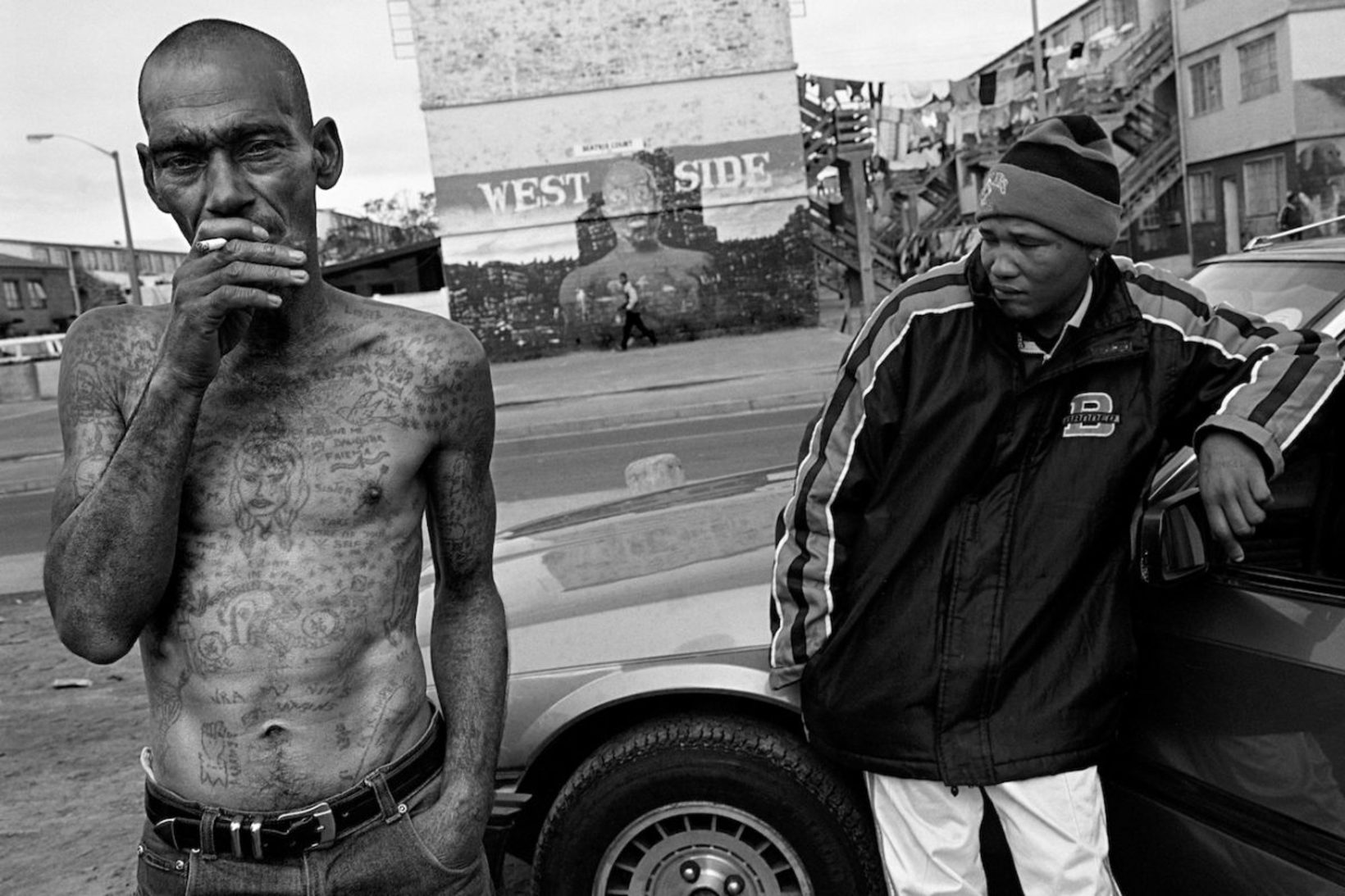 Cape Town gangs and drugs,