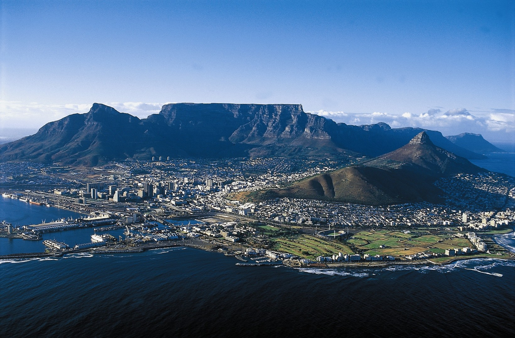 Cape Town - Voted one of the TOP 10 Cities to Visit