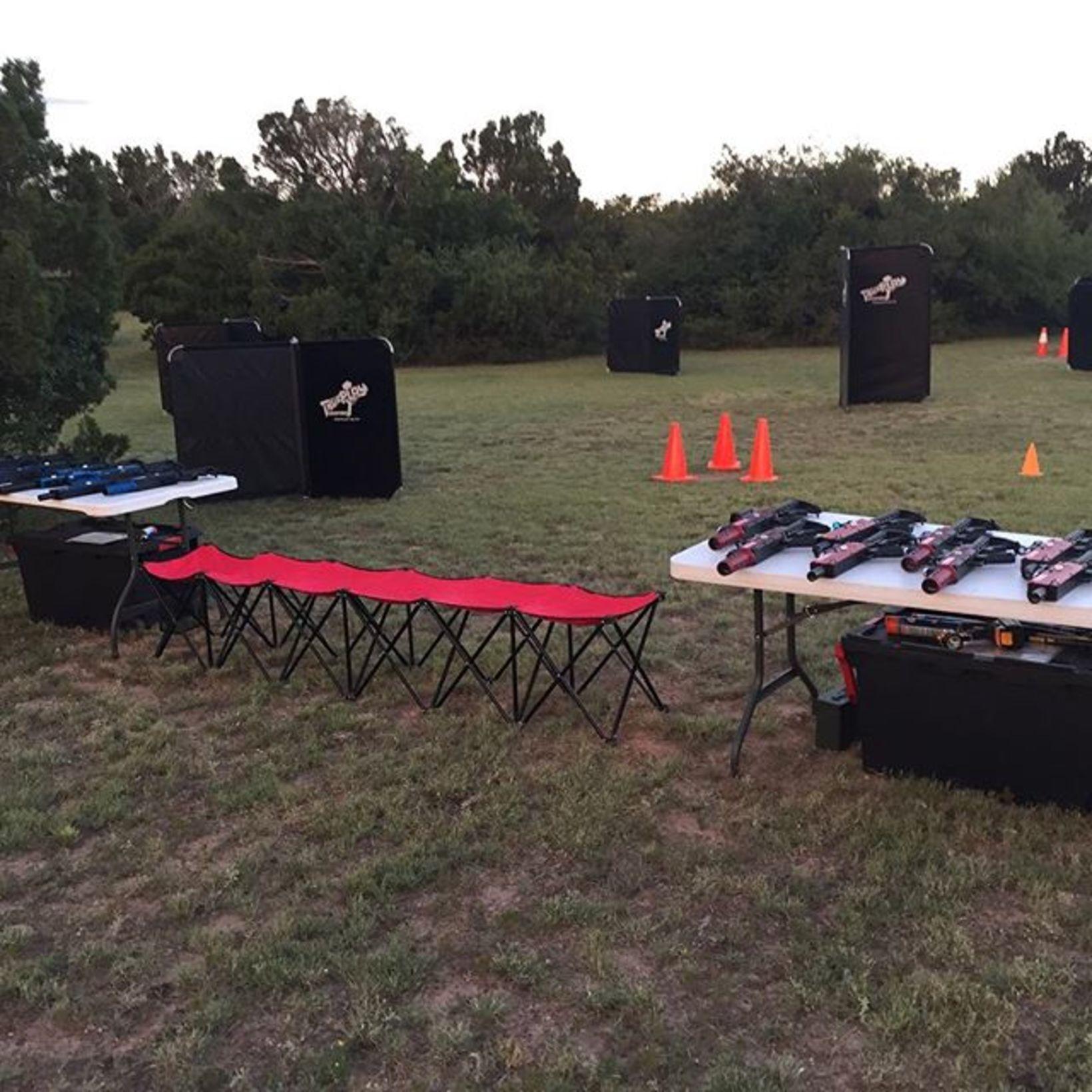 Standard 10 tagger/16 Bunker 2 Hr Event