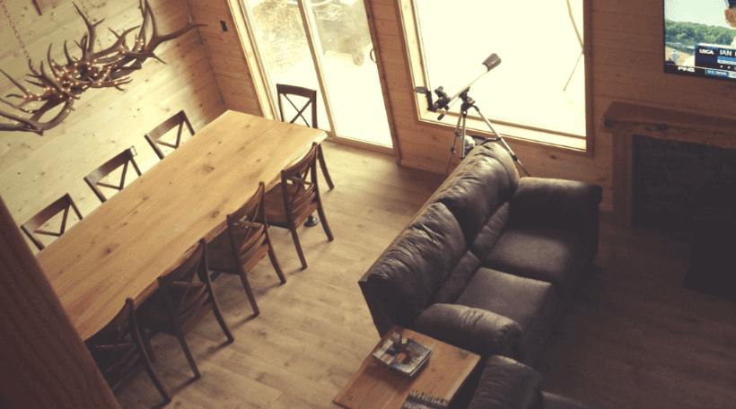 Moose Creek Cabin All-Inclusive