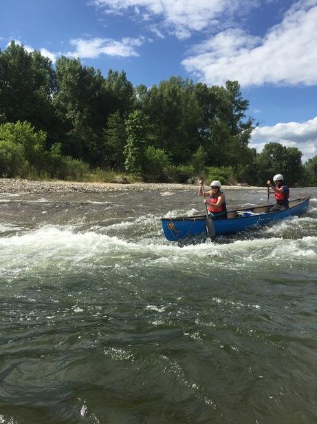 BC 3 Star Open Canoe
