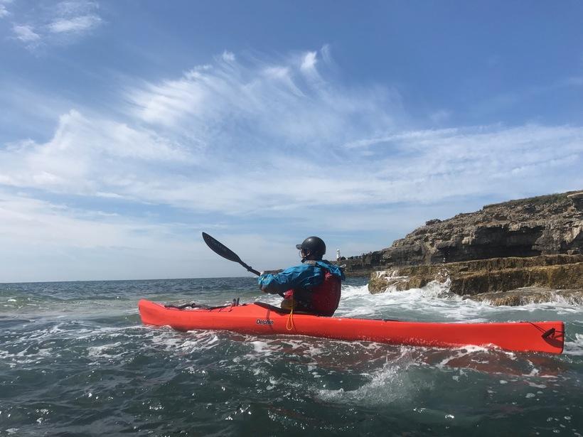 Sea Kayaking at Portland