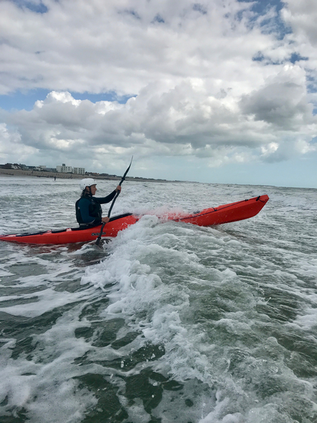 BC 3 Star Sea Kayak