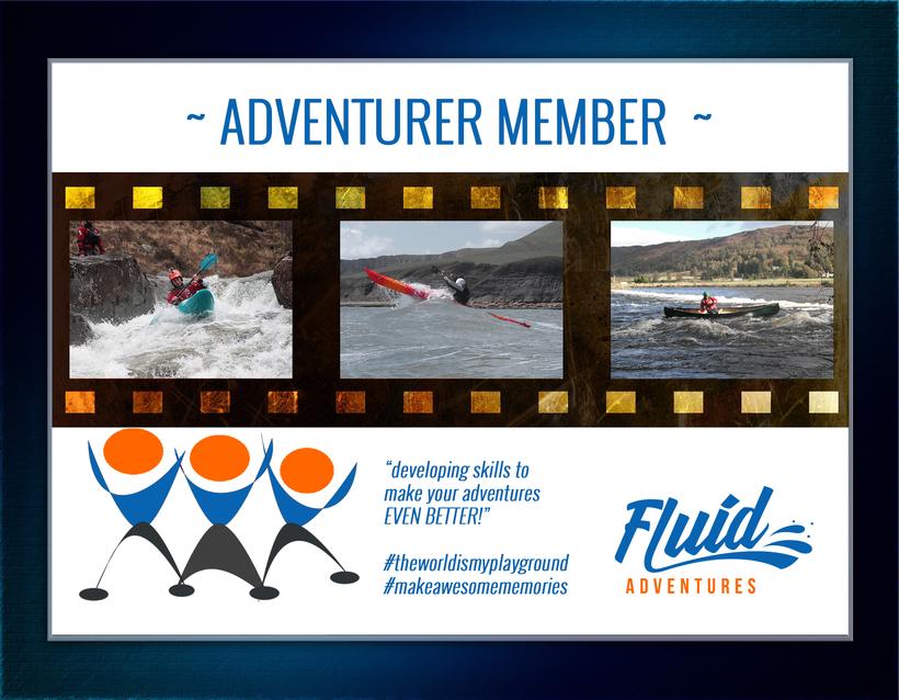 Adventurer Membership