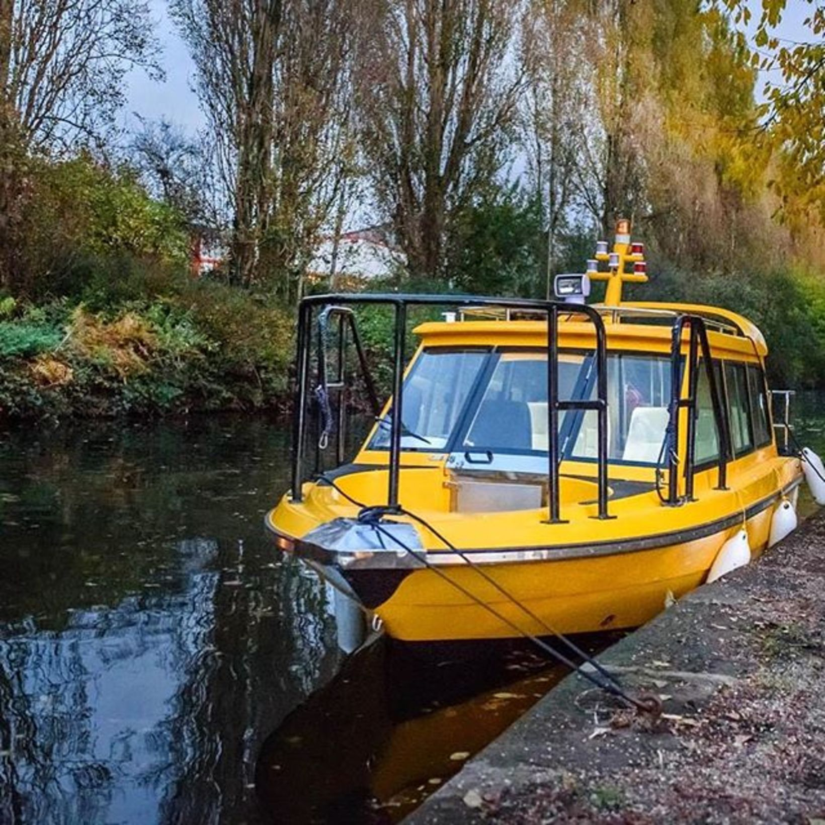 Where will your water taxi adventure take you?