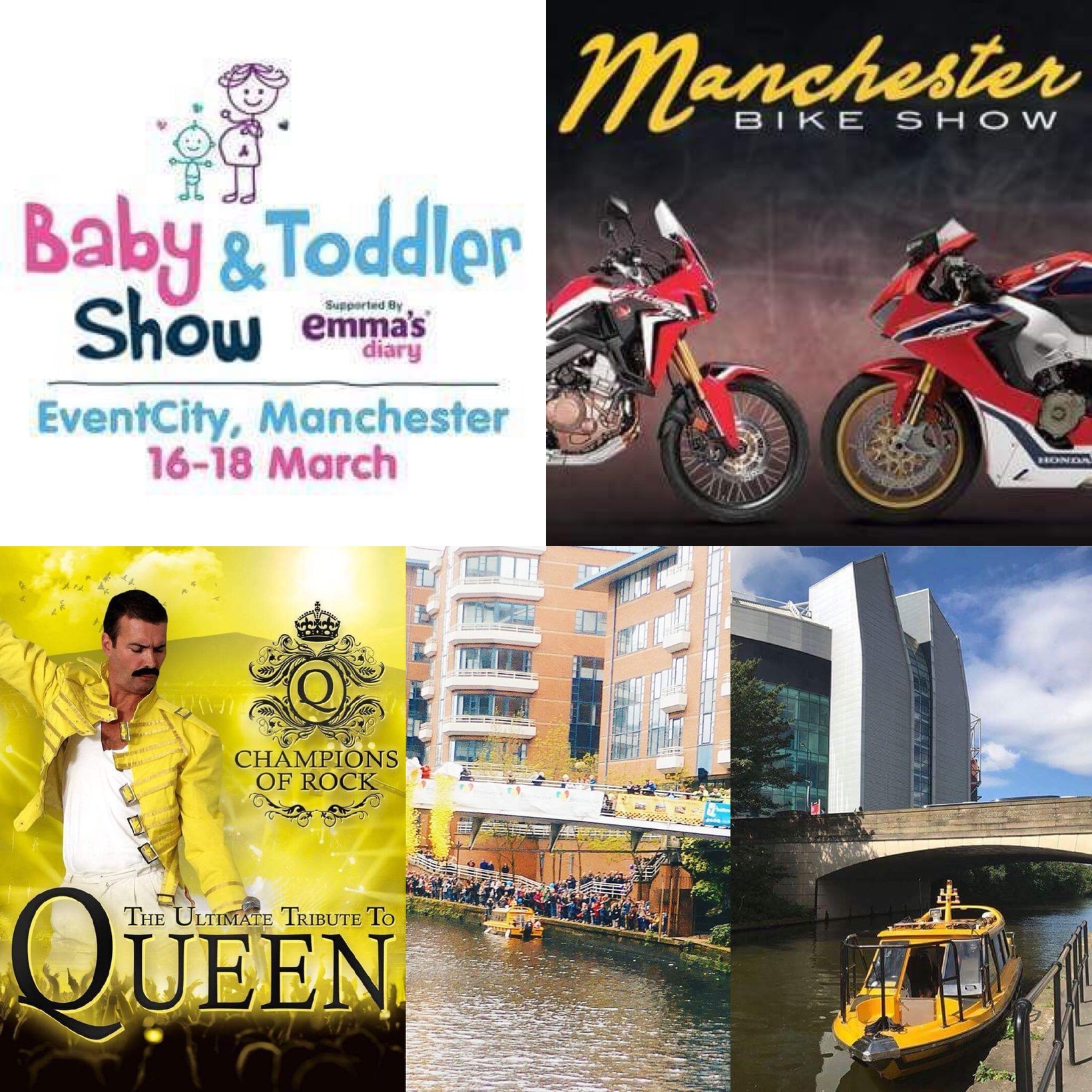 Things to do in Manchester this March!