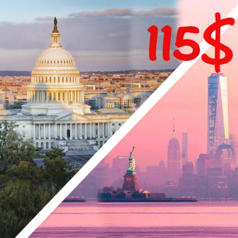 Tour de los Contrastes + Washington DC