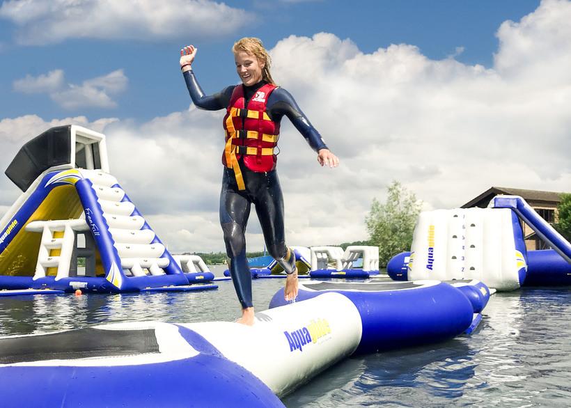 Aqua Park Sessions