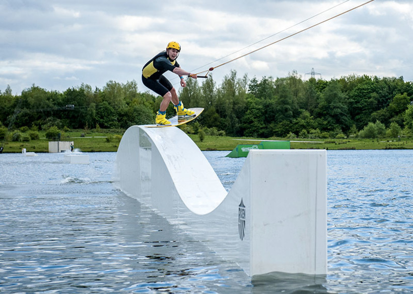 Wake Park Features