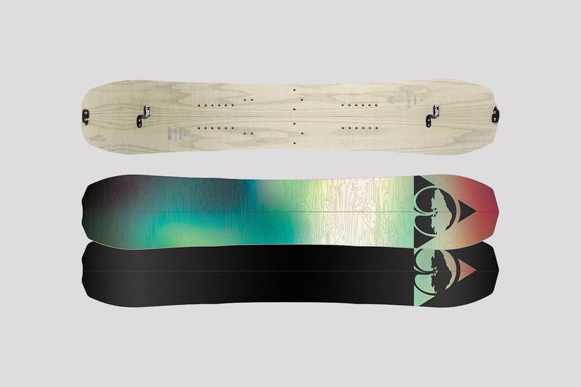 Splitboards in Whistler
