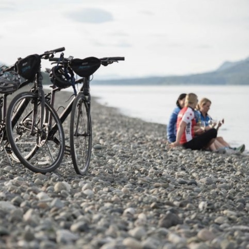 Self-Guided Bike and Kayak Tours