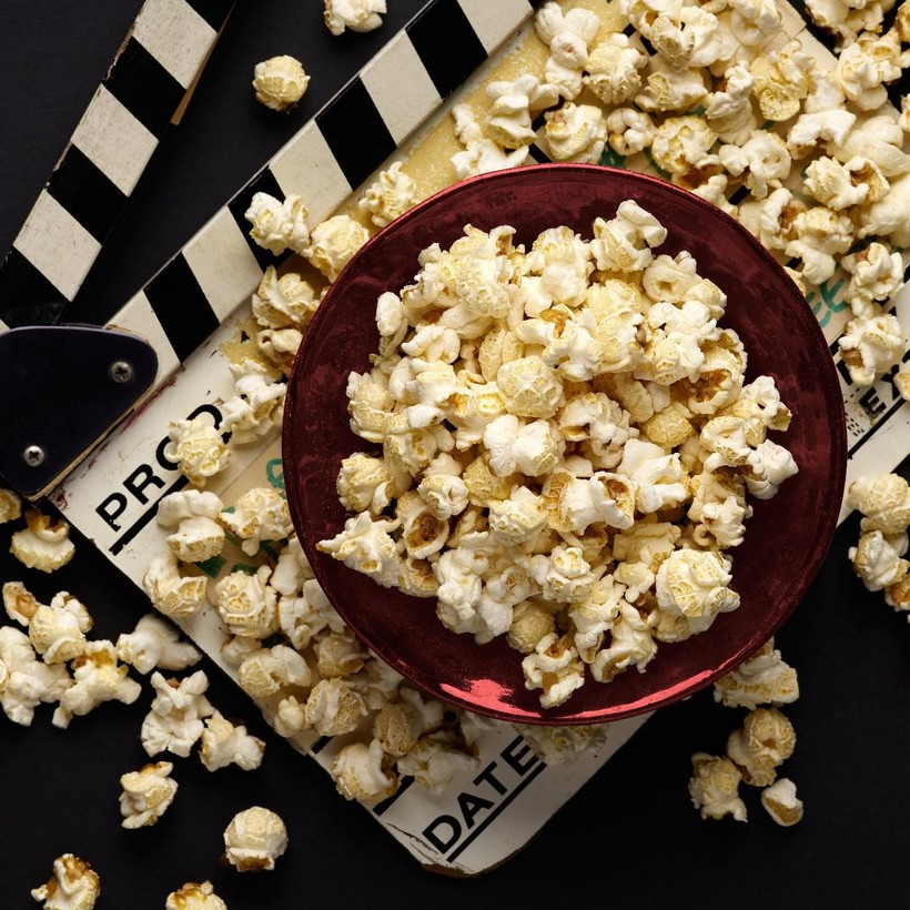 No better movie snack- Klondike Kettle Corn