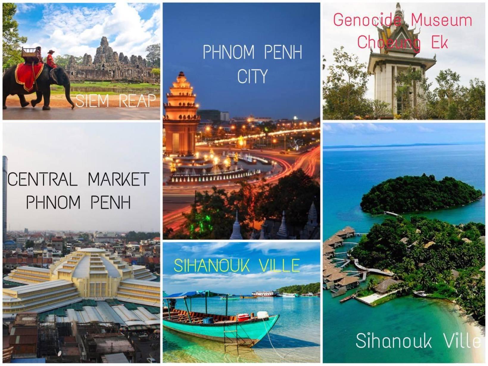 Plасеѕ to visit in Cambodia