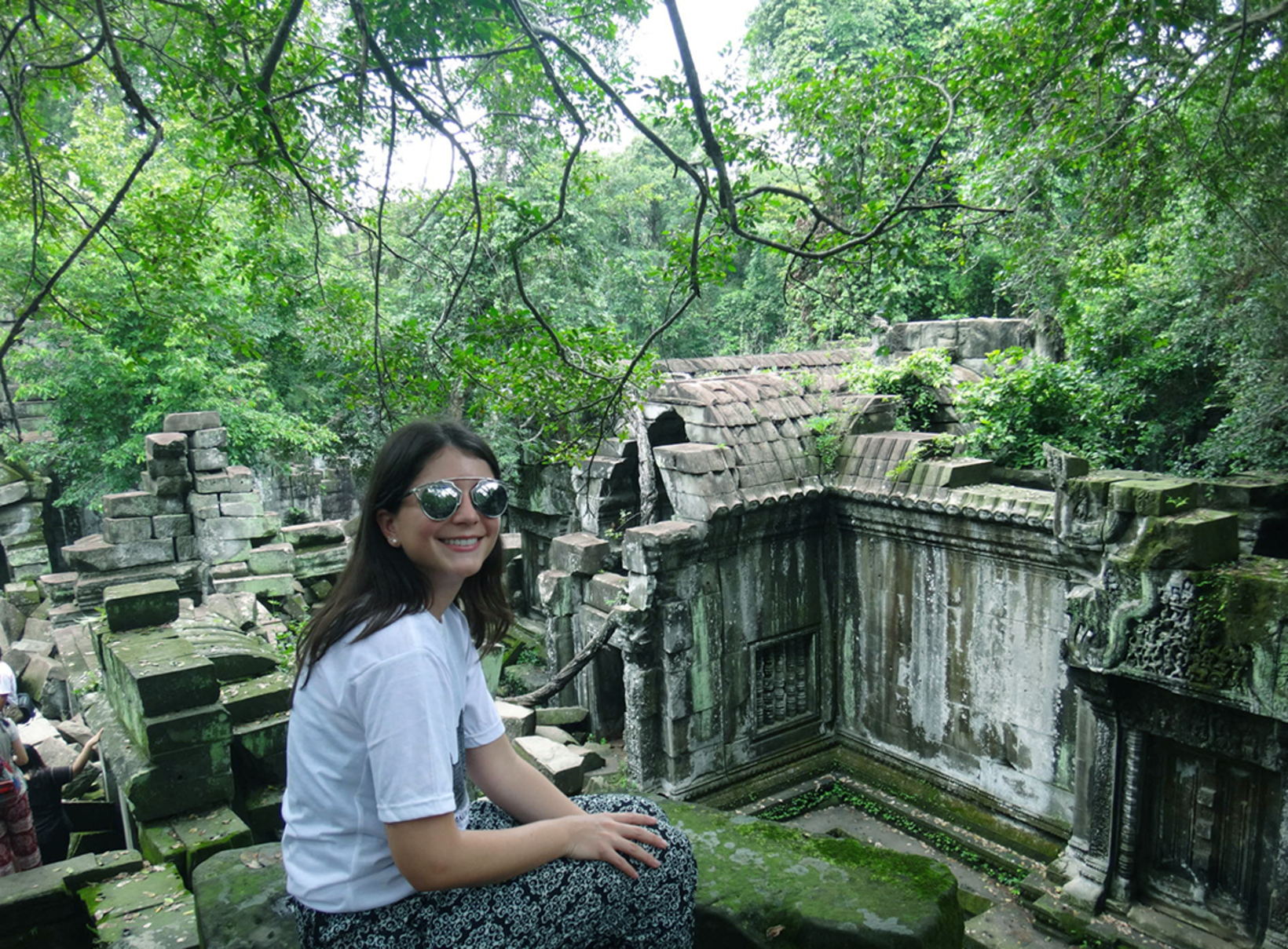 Trip to Beng Mealea Temple