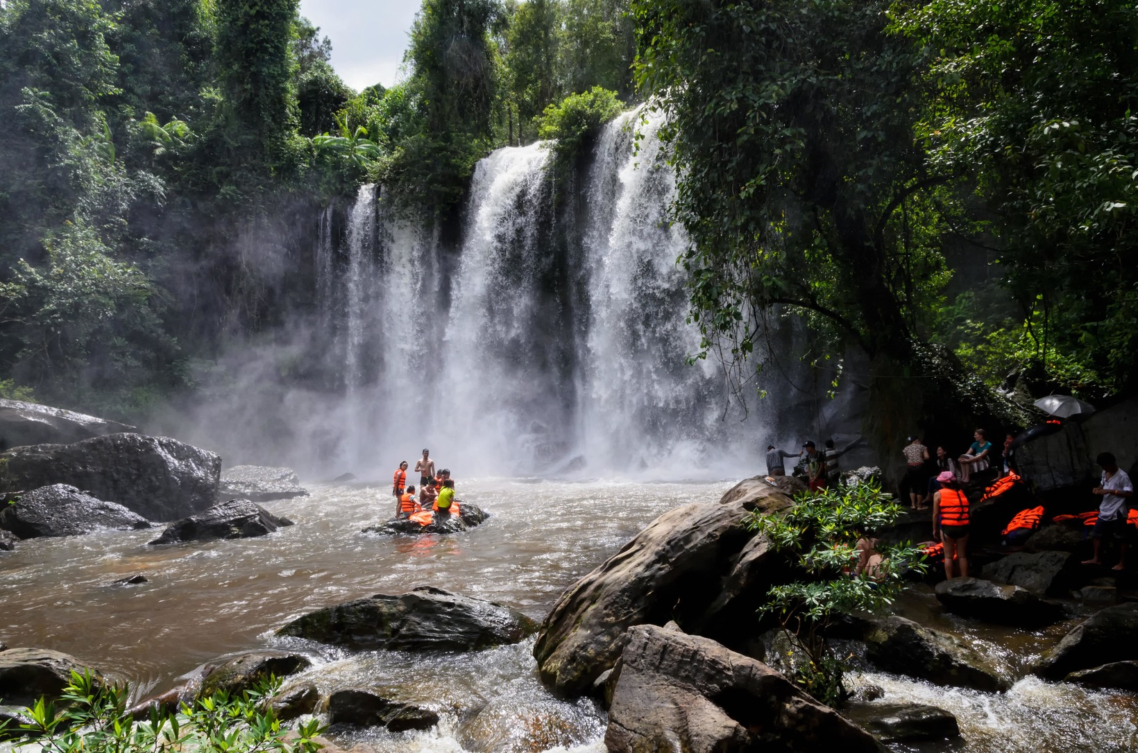Phnom Kulen National Park - Siem Reap